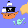 Pirate Island Colors & Shapes Kids Game