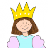 Princess Little Dress Up Game