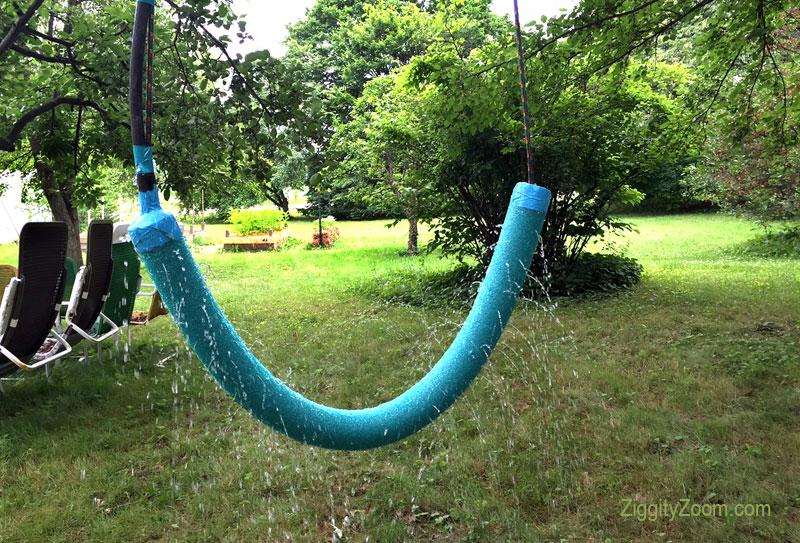 diy water swing