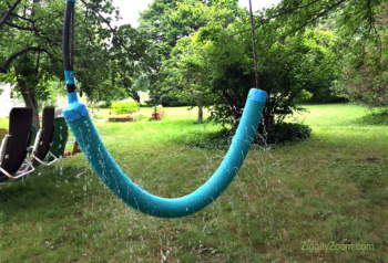 Make a Water Swing for Summer Fun