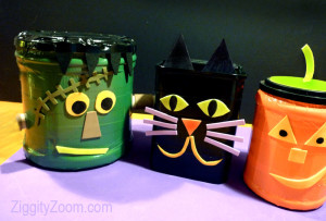 Make Candy Containers from Recyclables