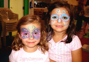 Make Your Own Facepaint
