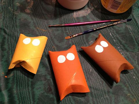owl craft project