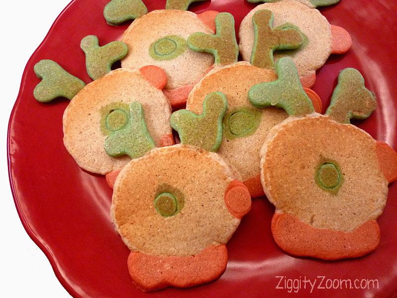 Reindeer pancake recipe