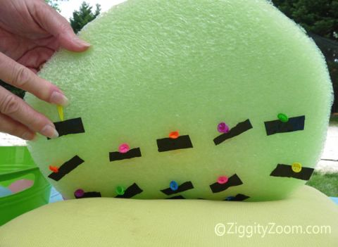 water balloon kids party game