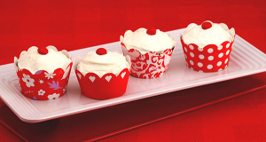 Printable Valentine Cupcake Wrappers