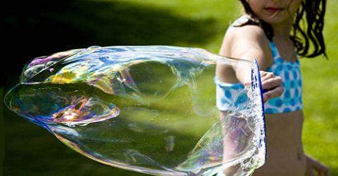 Giant Bubbles Recipe