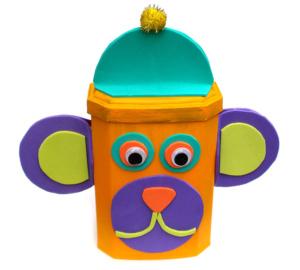 Monkey Bank Project