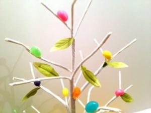 DIY Jellybean Tree Craft