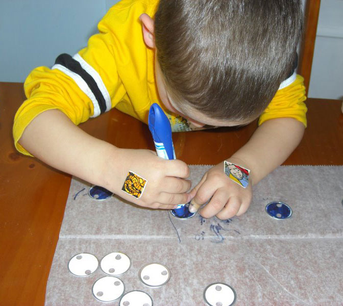 Pirate craft for kids