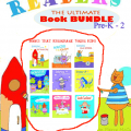 early reader books bundle