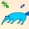 Anteater Number Kids Game