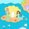 Mermaid Puzzle Game for Kids