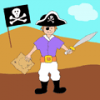 Pirate Puzzle Game