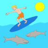Surfing Kids Game