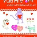 Valentines Day Preschool Kindergarten Workbook Fun