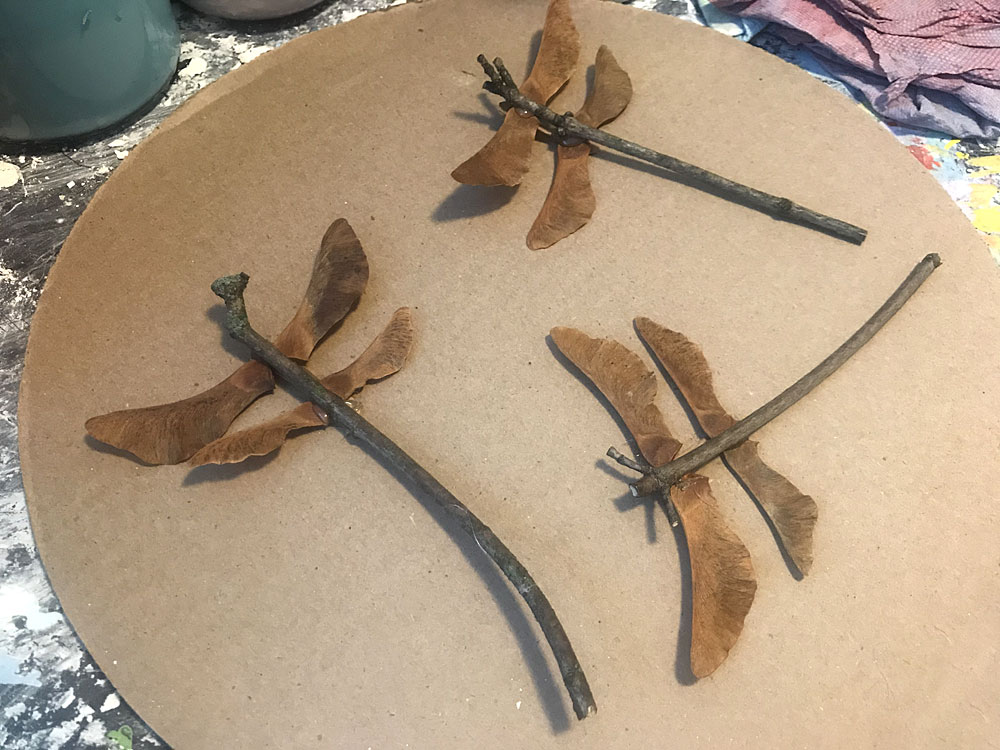 Nature craft project