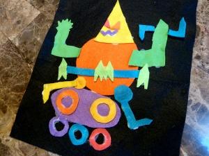 Fun Felt Project for Kids