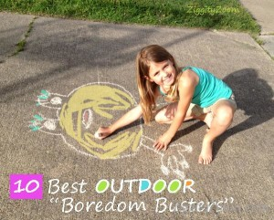 10 Best Outdoor Boredom Busters