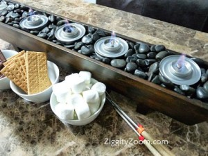 Smores for indoors