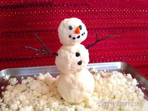 Make a Snowman Indoors