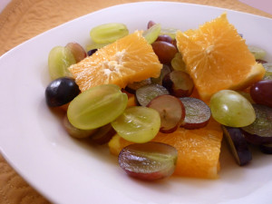 Fruit Jewel Salad Recipe for Kids