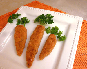 Carrot Croquettes Recipe