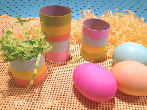 DIy Kids Easter Craft