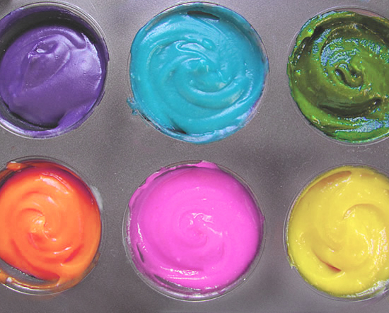 Make Fingerpaint