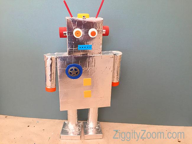 DIY Robot project