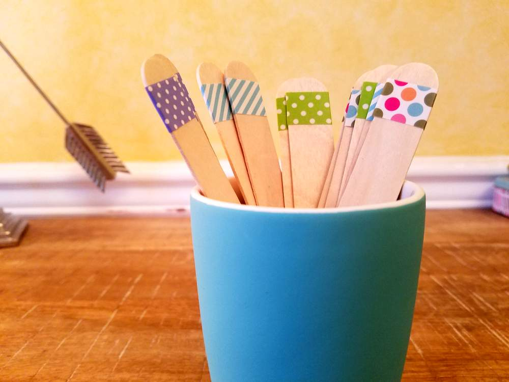 art & creativity idea sticks