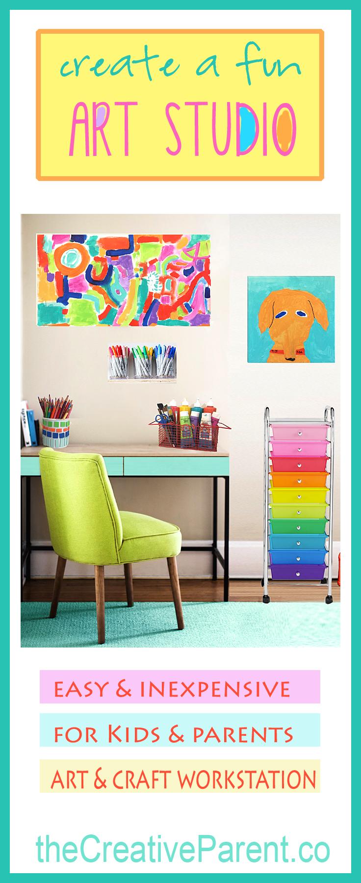 Create an Art Studio