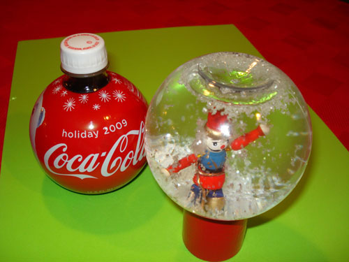 Snowglobe Kids Winter Craft