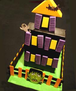 DIY Spooky Halloween House